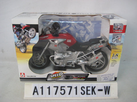 2013 Motorcycle - Evergreen Toys