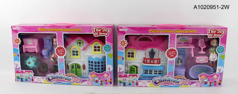 8069 Doll House - Evergreen Toys