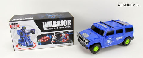 8811-5 Transformers Car - Evergreen Toys