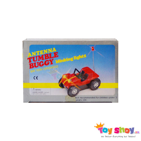 Tumble Antenna Buggy - Evergreen Toys