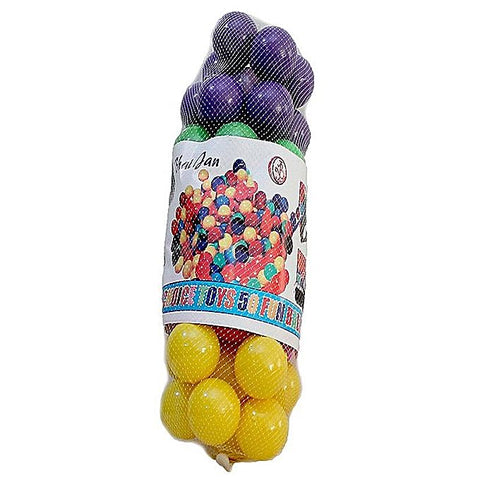 50 Pcs Of Plastic Balls - Evergreen Toys