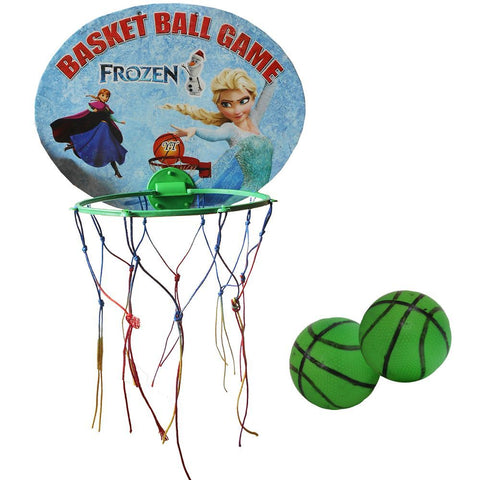 Basket Ball Set - Evergreen Toys