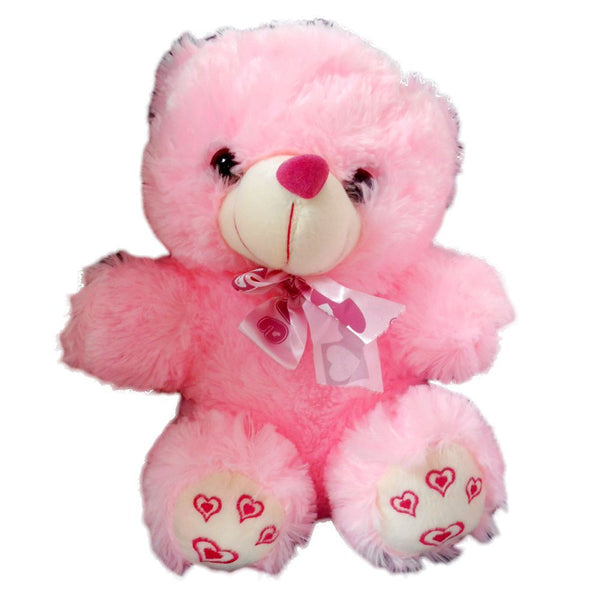 Bear with a Bow Pink