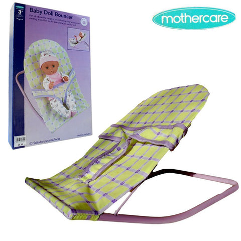 Doll Bouncer Mothercare - Evergreen Toys