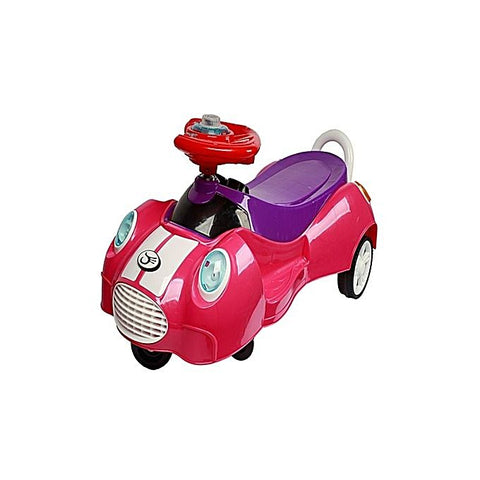 Auto Ride On Car Dolphin - Evergreen Toys