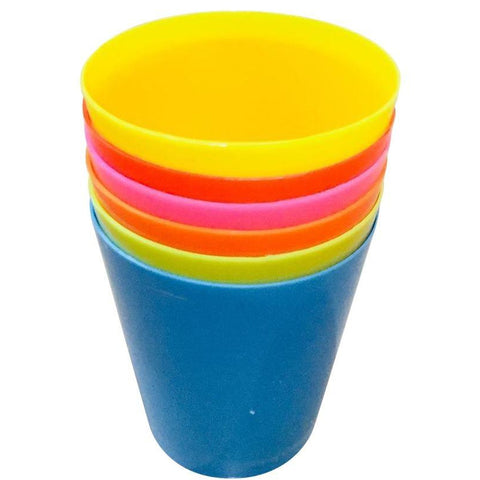 Evergreen Cups Pack of 6 - Evergreen Toys