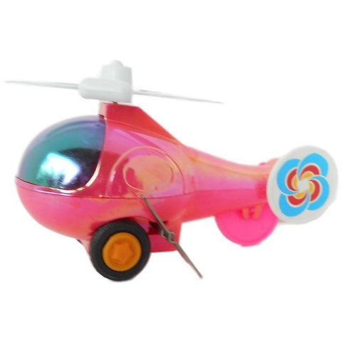 Wind Up Helicopter - Evergreen Toys