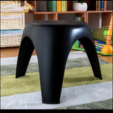 Evergreen Elephant Stool