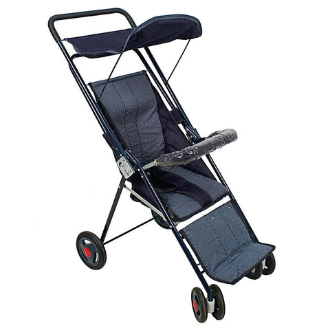 Basic Metal Stroller - Evergreen Toys