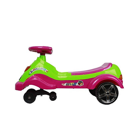Auto Ride On Car S2 - Evergreen Toys