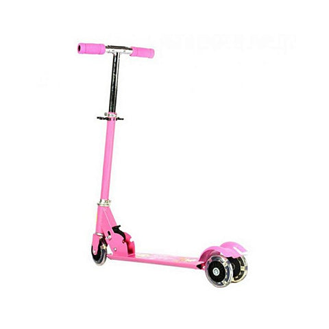 Scooty Metal 3 Wheel - Evergreen Toys