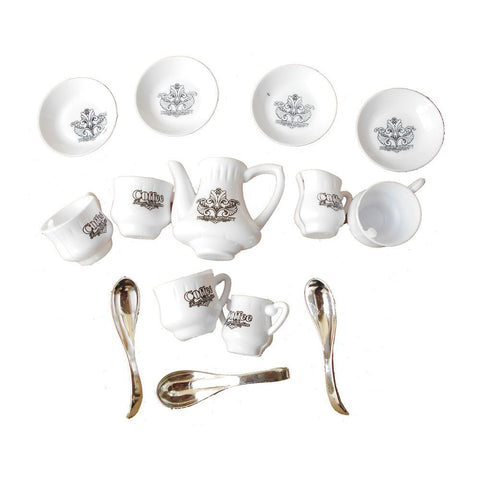 Ceramic Tea set - Evergreen Toys