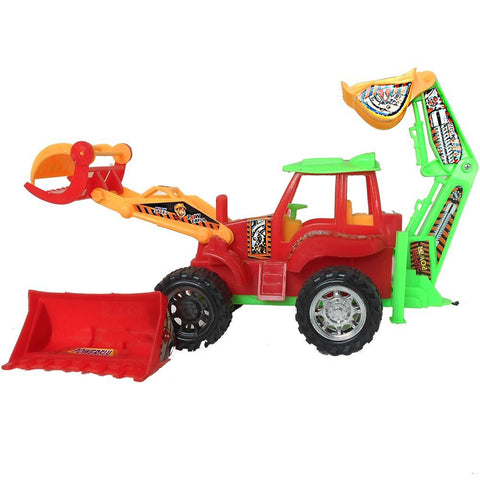 Construction Equipment 4 - Evergreen Toys