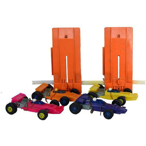 Car Set Pack of 4 - Evergreen Toys