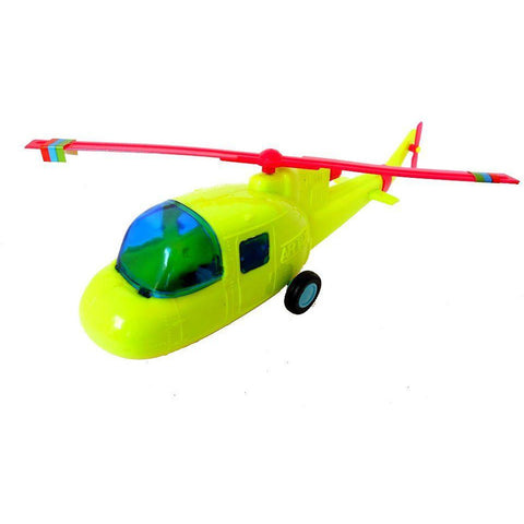 Helicopter Free Wheel - Evergreen Toys