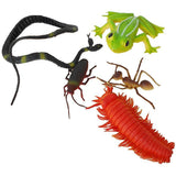 Plastic Insects Assorted Pack of 5