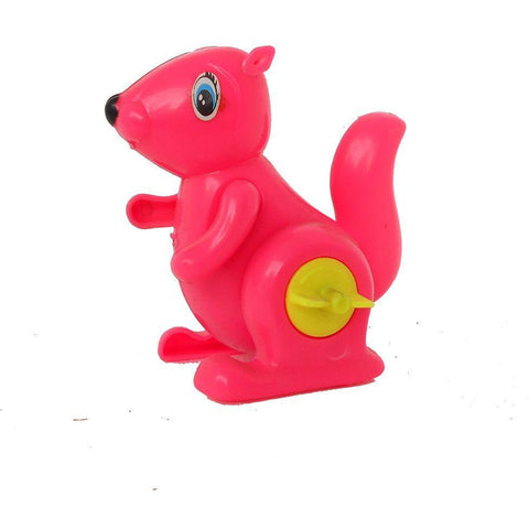Wind Up Jumping Animal - Evergreen Toys