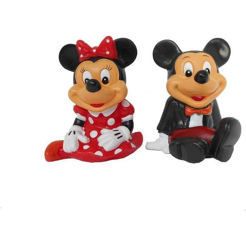 Mickey PVC Pack of 2 - Evergreen Toys
