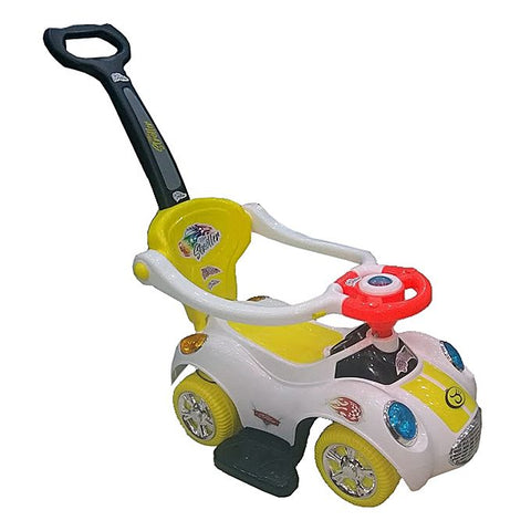 Ride On Mini Stroller Car - Evergreen Toys