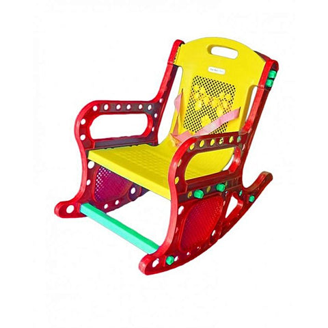 Plastic Rocking Chair - Evergreen Toys