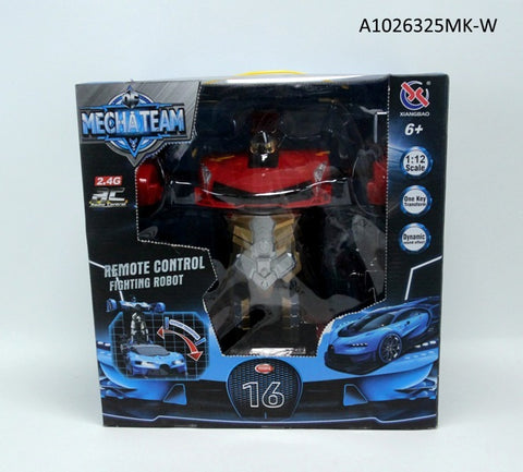 XB 93 Transformer RC Car - Evergreen Toys