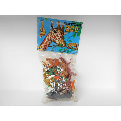 Zoo Set - Evergreen Toys