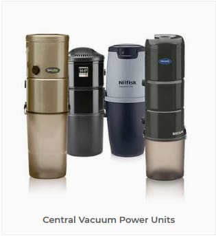 Browse our Central Vacuum Power Units Collection