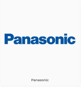 Browse our Panasonic Collection