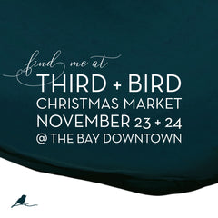 Third and Bird Christmas market