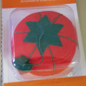 Tomato Pin Cushion With Emery