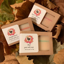 Georgia Peach Coconut Milk Soap