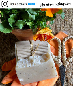Gardener's Cut Grass Goat Milk Soap