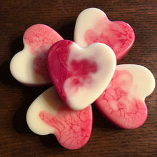 I [heart] You Glycerine Soap