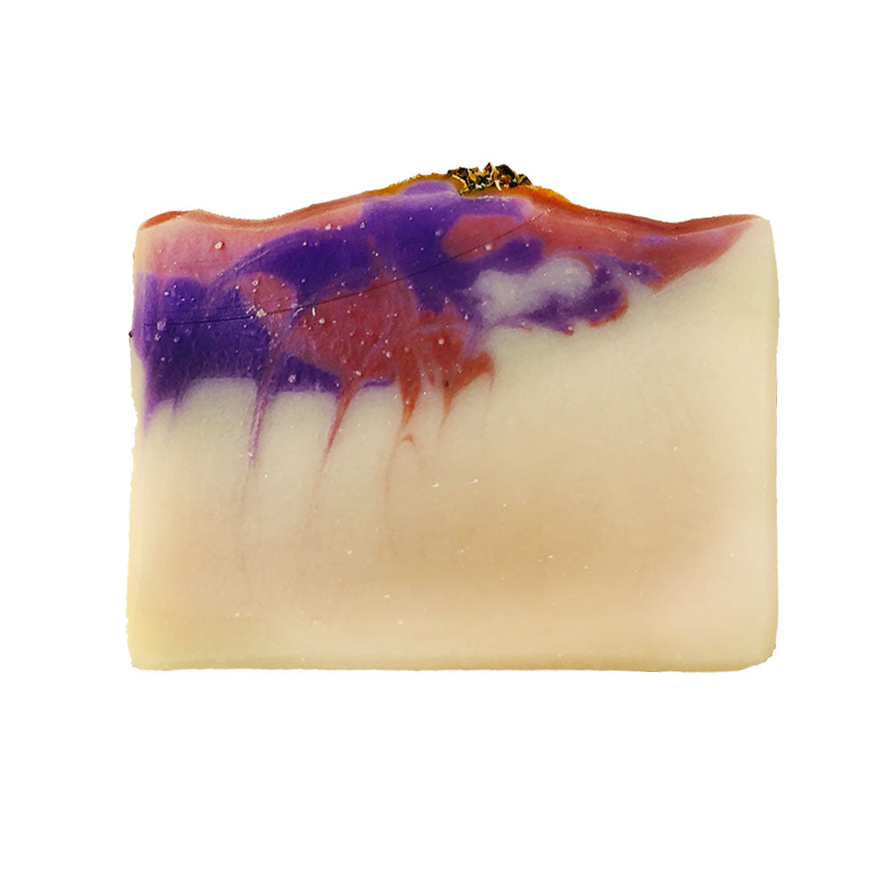 Lavender Rose Vegan Coconut Milk Soap