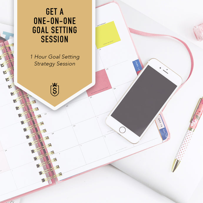 1-Hour Goal Setting Strategy Session