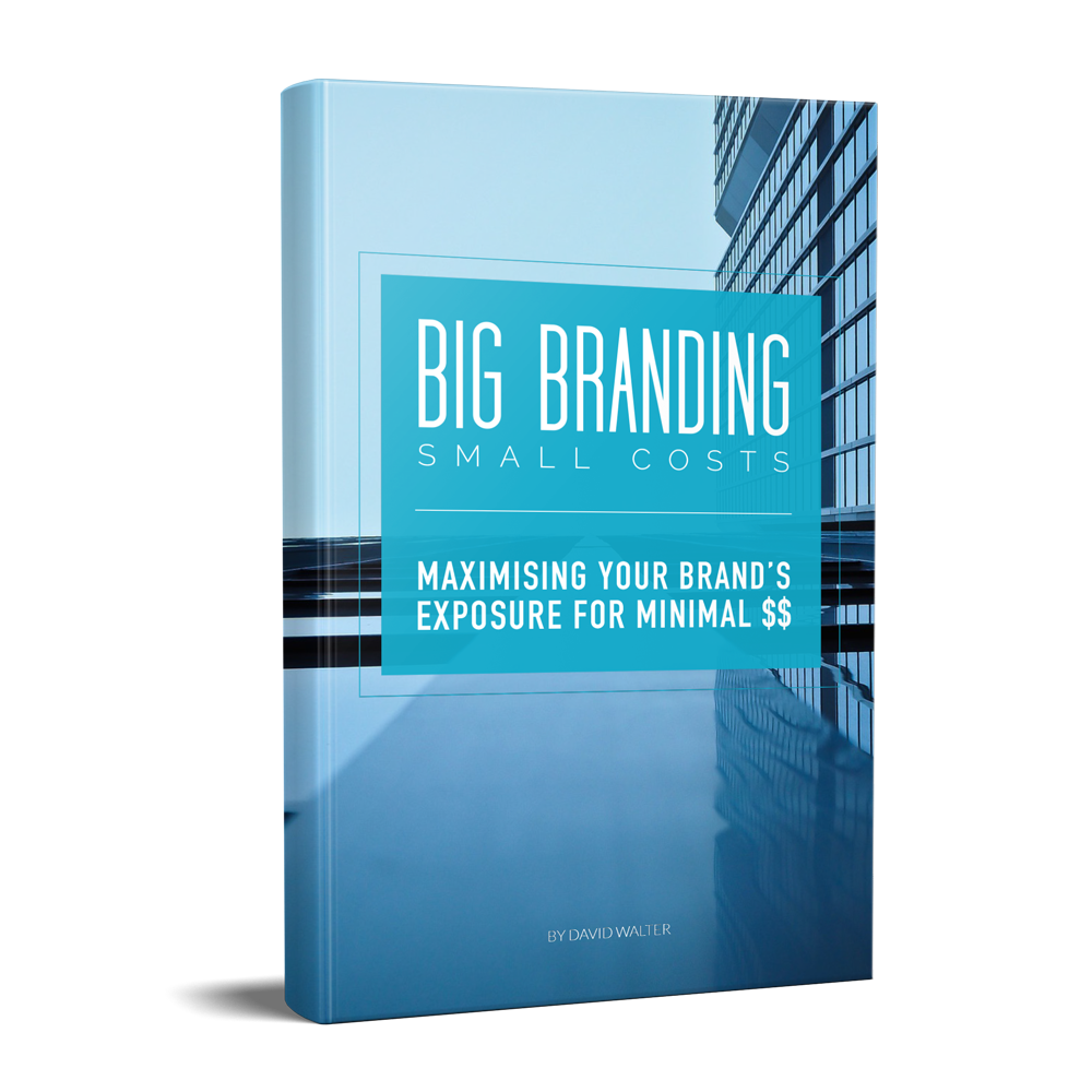 Big Branding. Small Costs. [EBOOK]