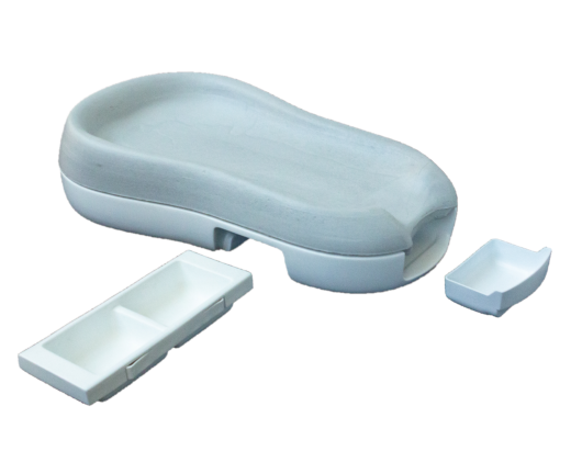 Features of the Change-in-Pod by CheBebe.  The world's best changing pad