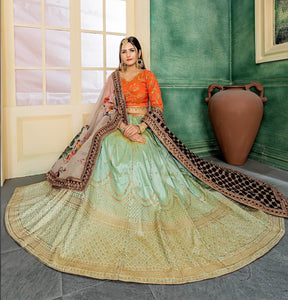 Lehenga Choli - Bella Fancy Dresses US