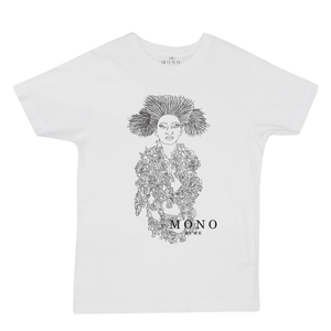 Illustration Tee White