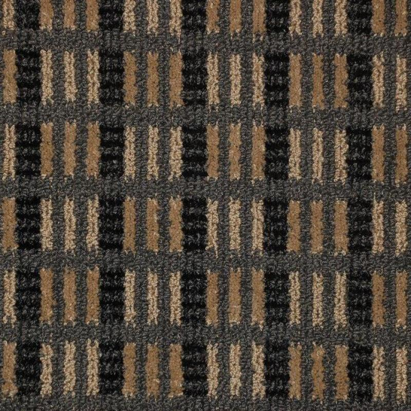 Ballad Smoke-Cut & Loop Pile-Piedmont Carpets-104 sq. yds-32 oz.-Hiline WI