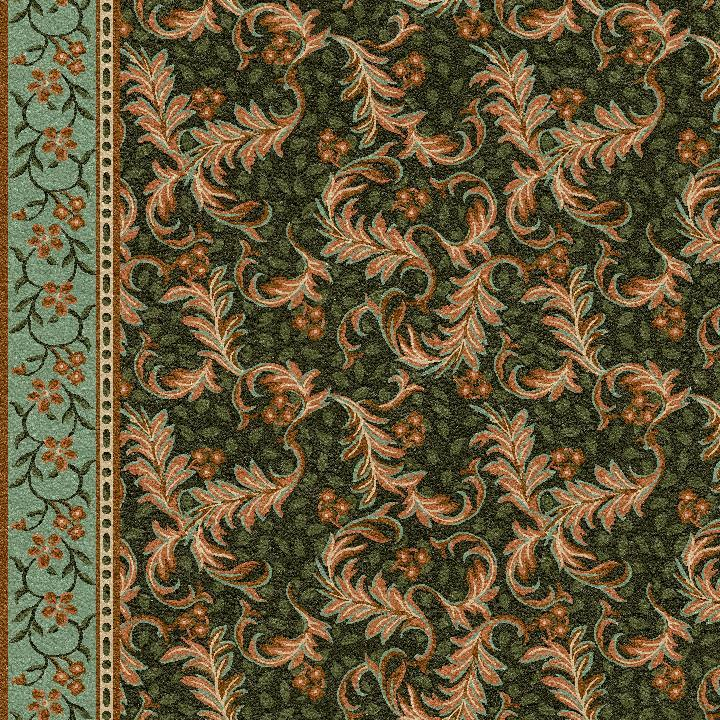 Border Options-Custom Carpet-Talisman Mills Inc.-47 Patterns-Hiline WI