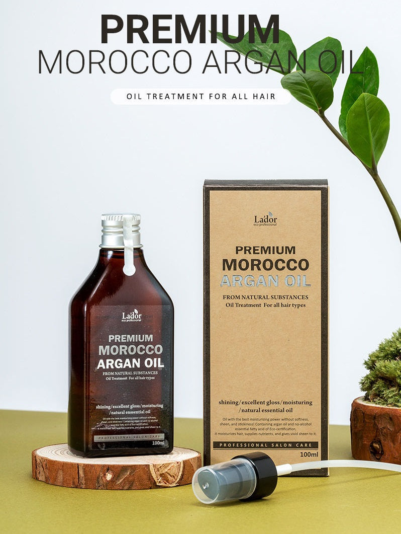 La'dor | Ulei De Argan, 100ml