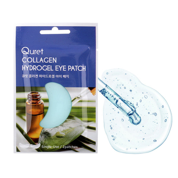 Plasturi pentru ochi Quret Collagen Hydrogel Eye Patch