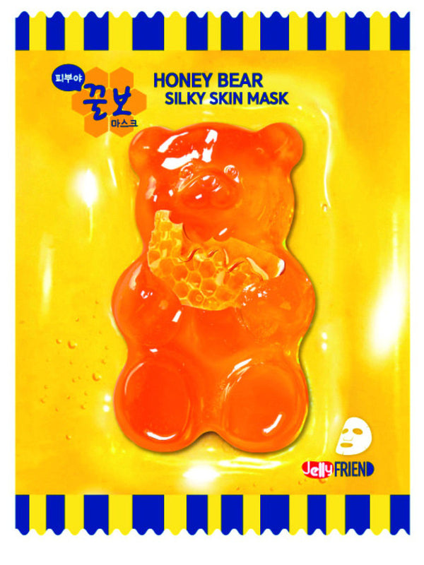 Masca pentru fata Frienvita Honey Bear Silky Skin Mask