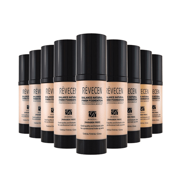 Fond de ten REVECEN Balance Natural Finish Foundation Professional Makeup group de produse