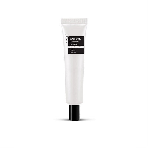 Crema pentru ochi, Coxir, Black Snail Collagen Eye Cream, 30 ml