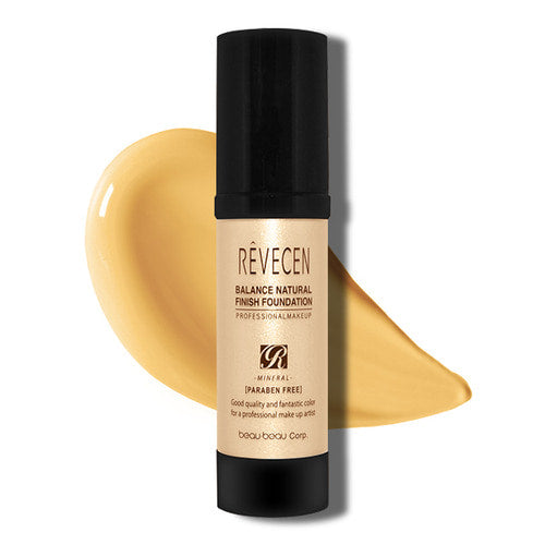 Fond de ten REVECEN Balance Natural Finish Foundation Professional Makeup