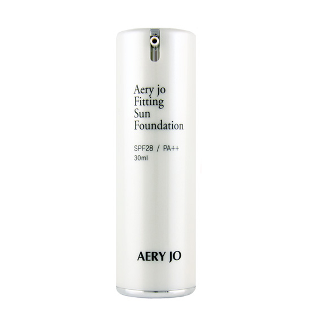 Fond de ten Aery Jo Fitting Sun Foundation SPF 28