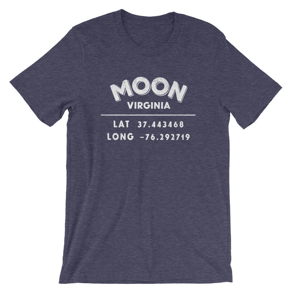"""Notown, Virginia""- Unisex Short-Sleeve  T-Shirt"