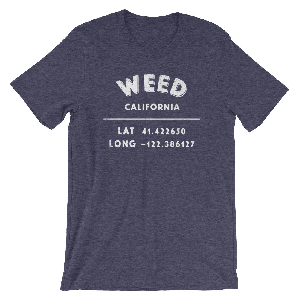 """Weed California""- Unisex Short-Sleeve T-Shirt"